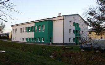 Projekt zateplenia kultúrno správnej budovy v obci Kobyly