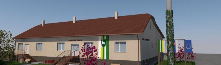 Revitalizácia priestranstva pri OÚ Kochanovce – 2019